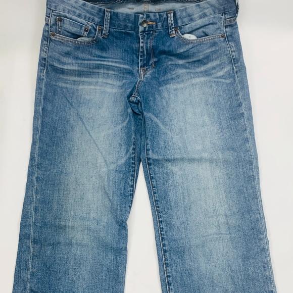 Lucky Brand Denim - Lucky Brand Womens Sweet Jeans 12/31 Crop